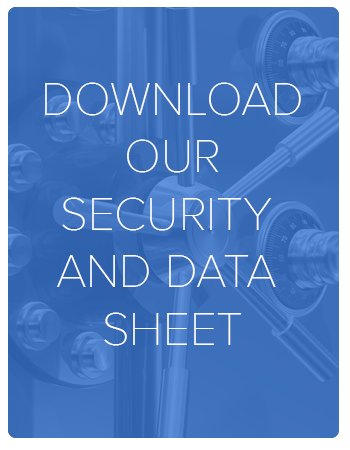 Download Our Security and Data Sheet